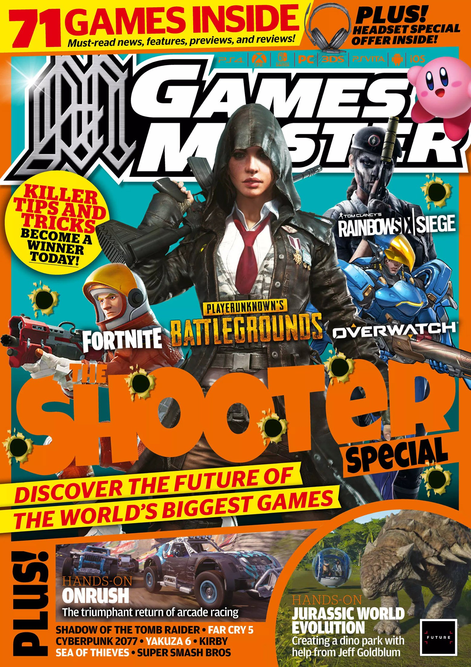 GamesMaster Issue 329 (May 2018)