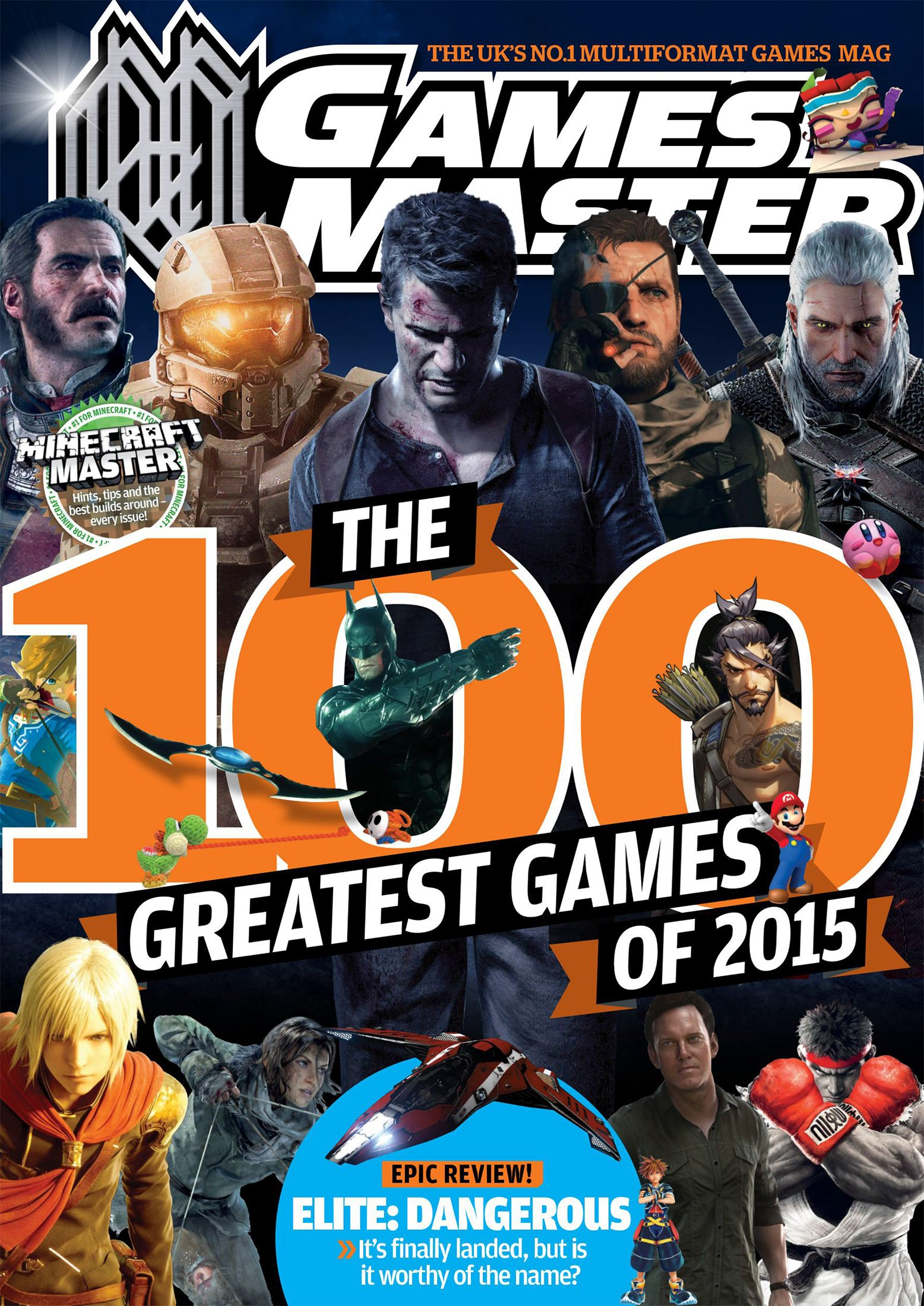 GamesMaster Issue 287 (March 2015)
