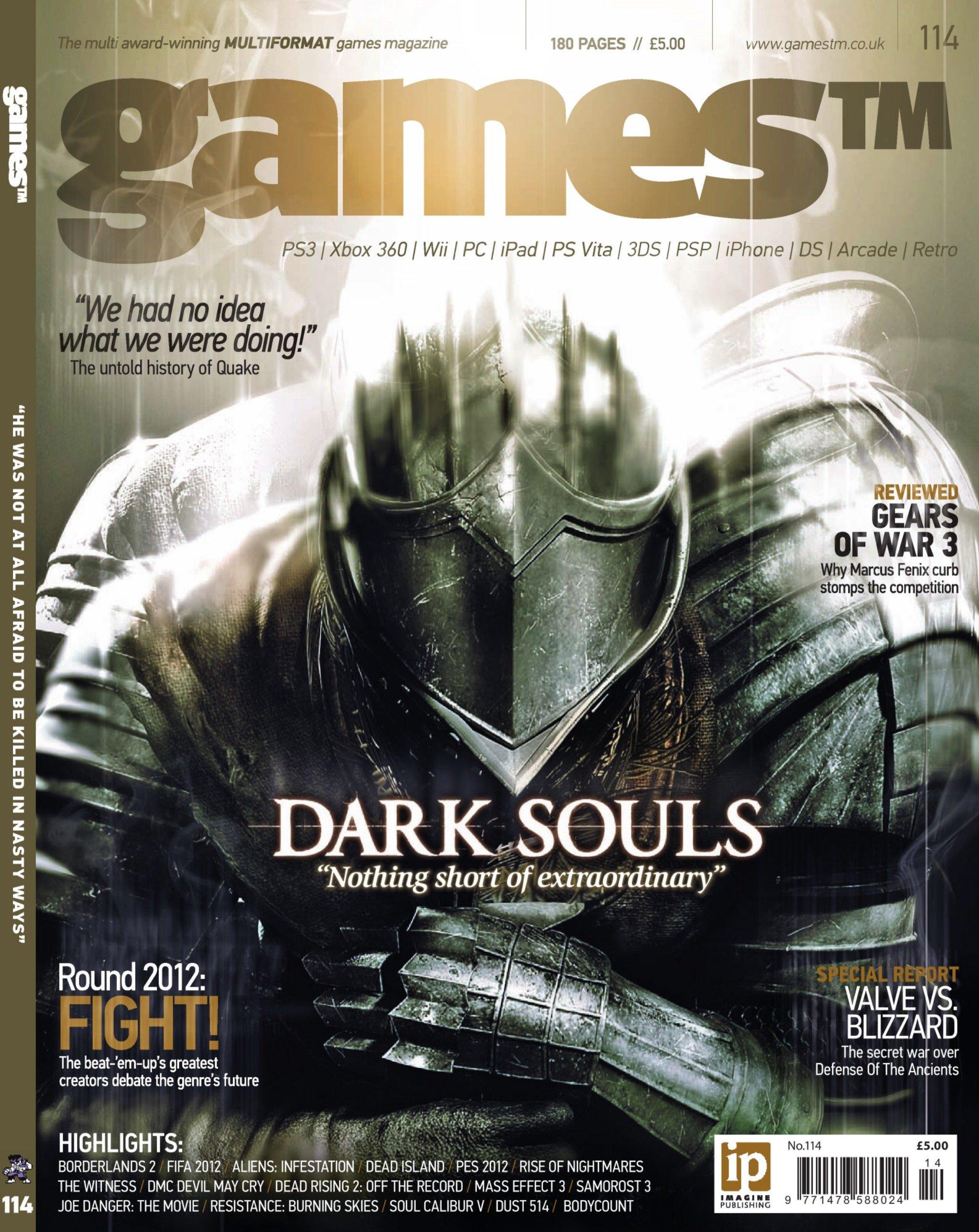 Games TM Issue 114 (October 2011)