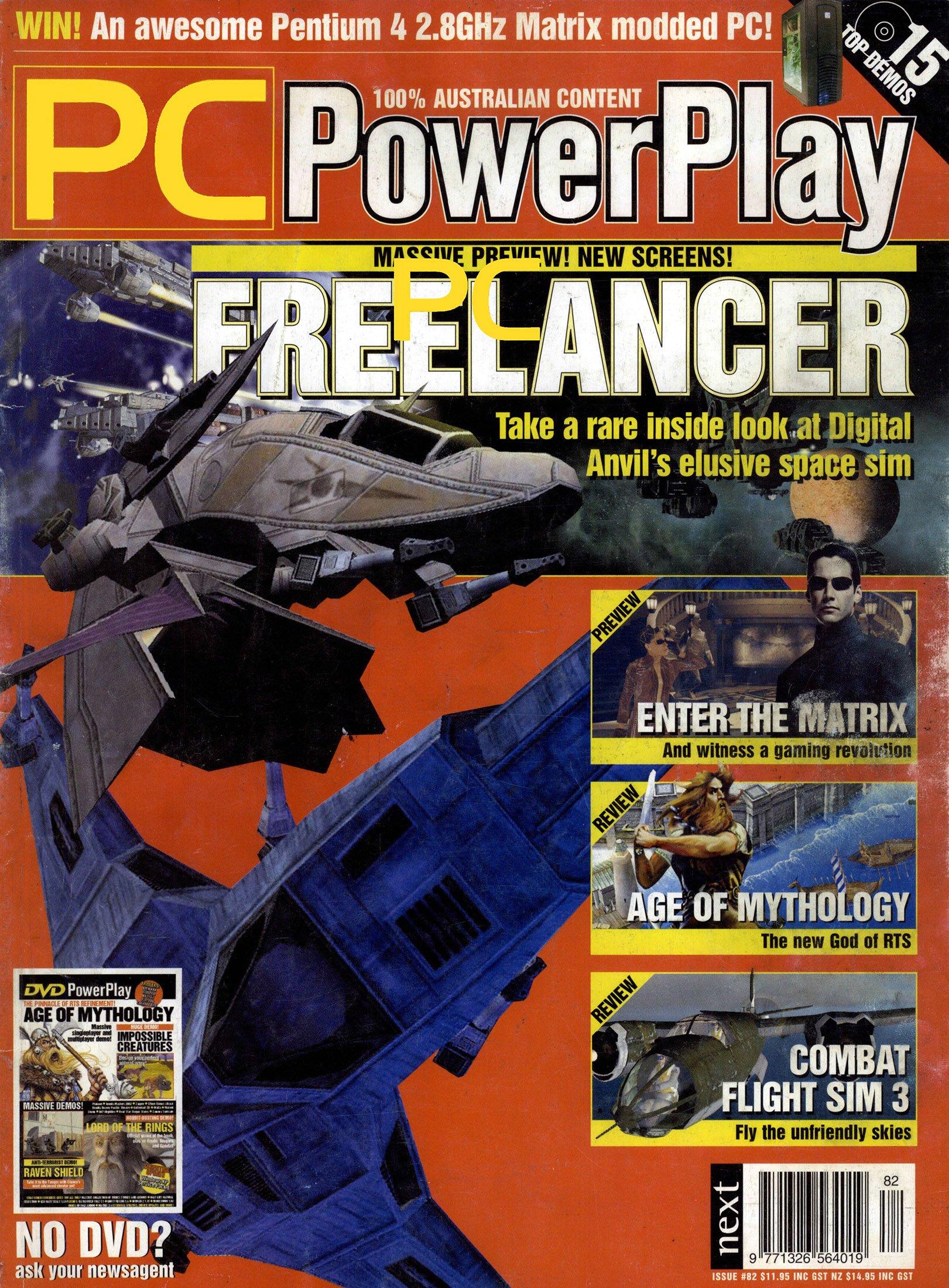 PC PowerPlay 082 (January 2003)