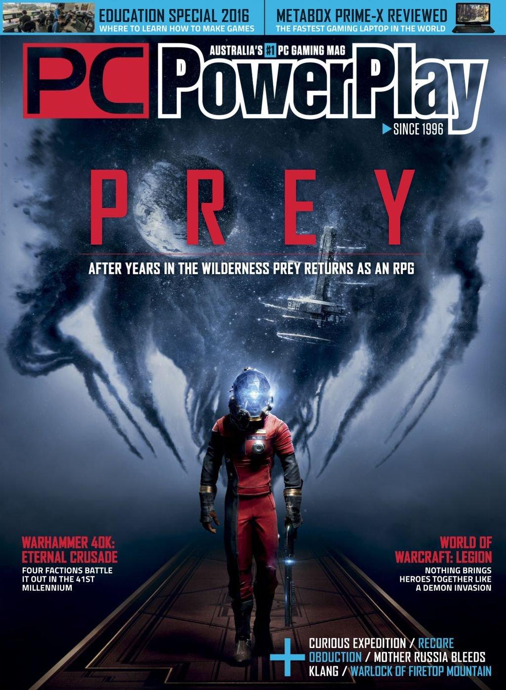 PC Powerplay 256 (October 2016)