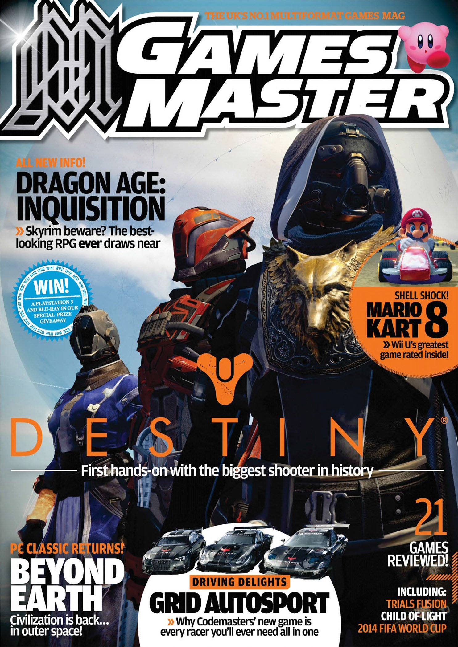GamesMaster Issue 278 (July 2014) (digital edition)