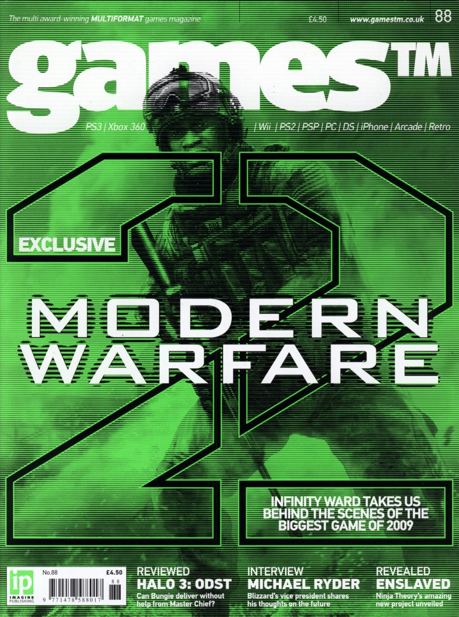 Games TM Issue 088 (October 2009)