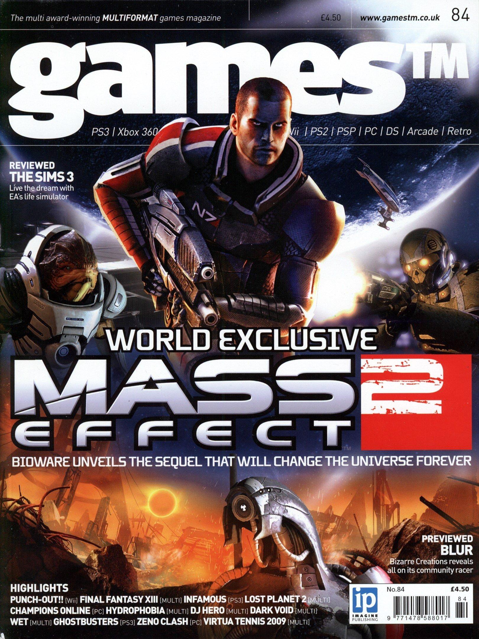 Games TM Issue 084 (June 2009)