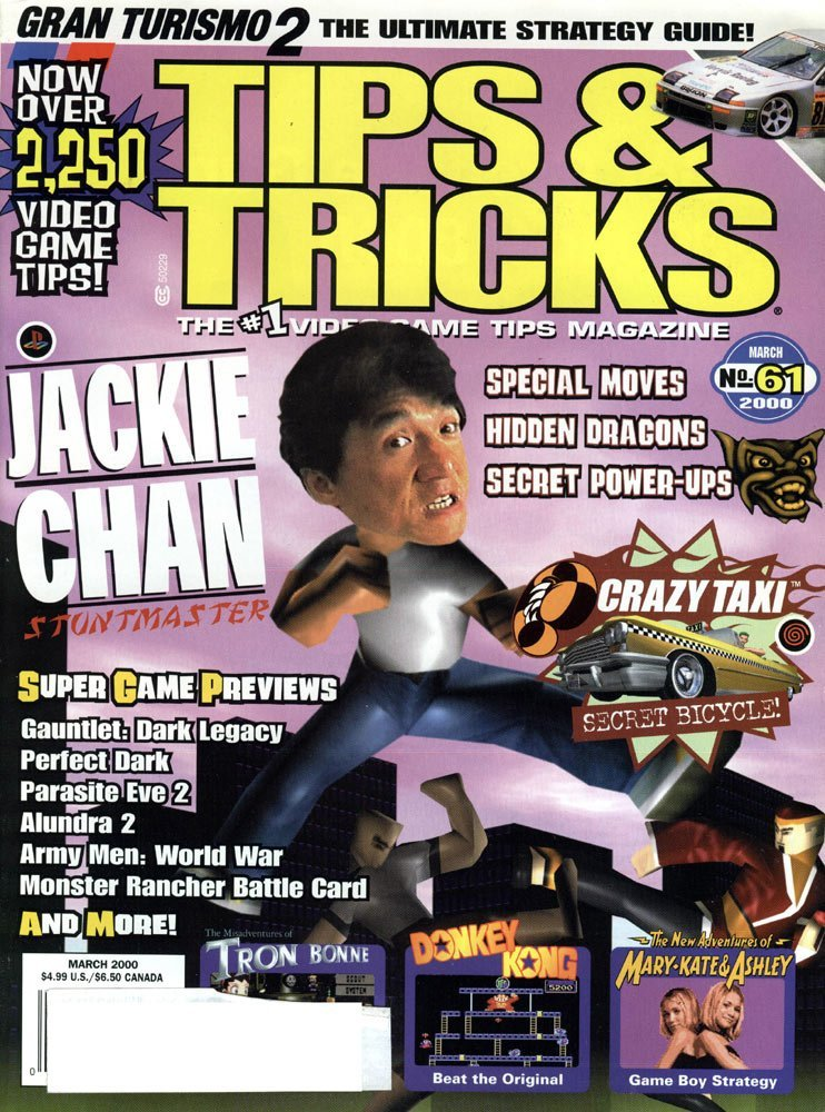 Tips & Tricks Issue 061 (March 2000)
