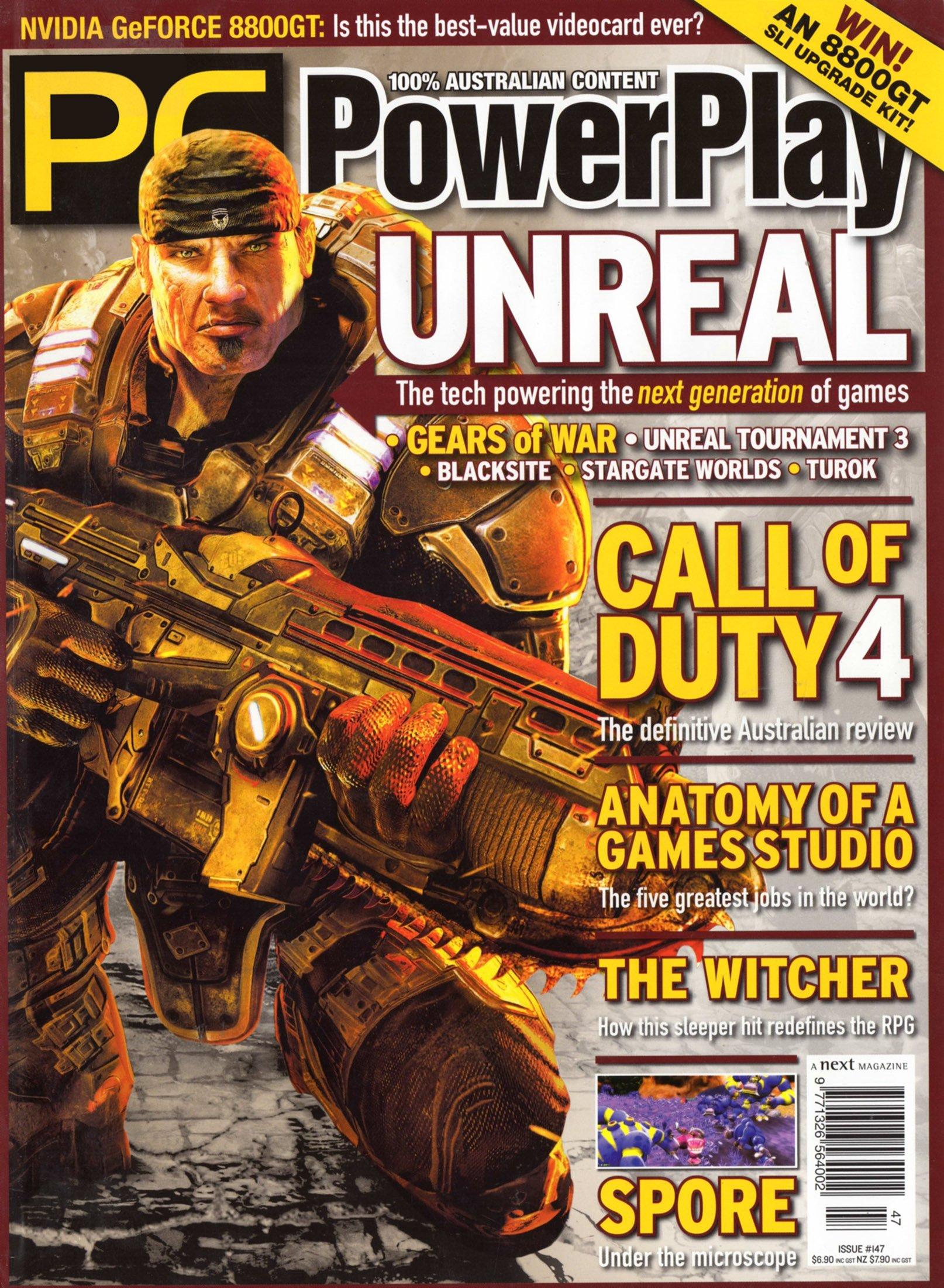 PC PowerPlay 147 (January 2008)