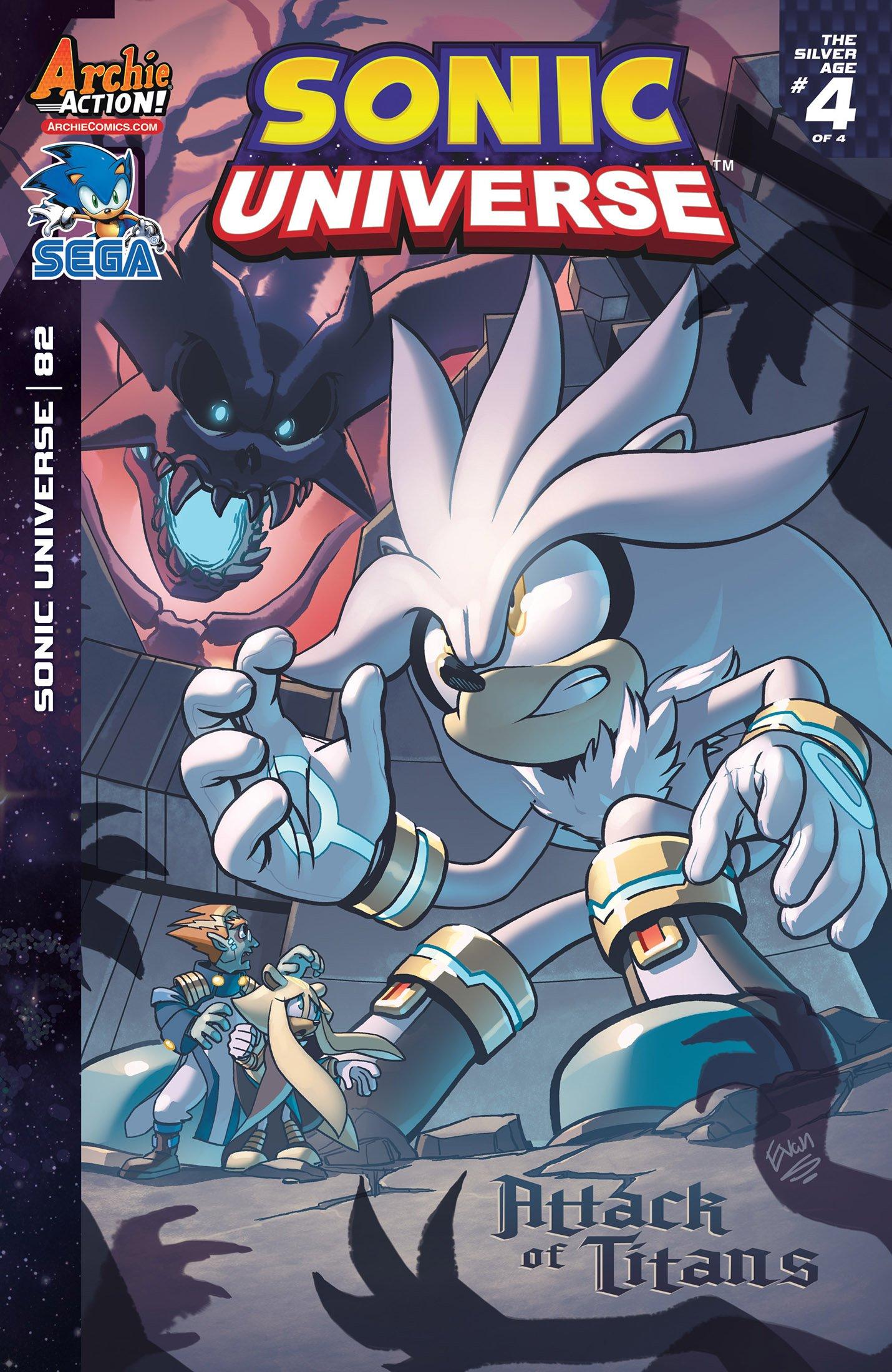 Sonic Universe 082 (January 2016)