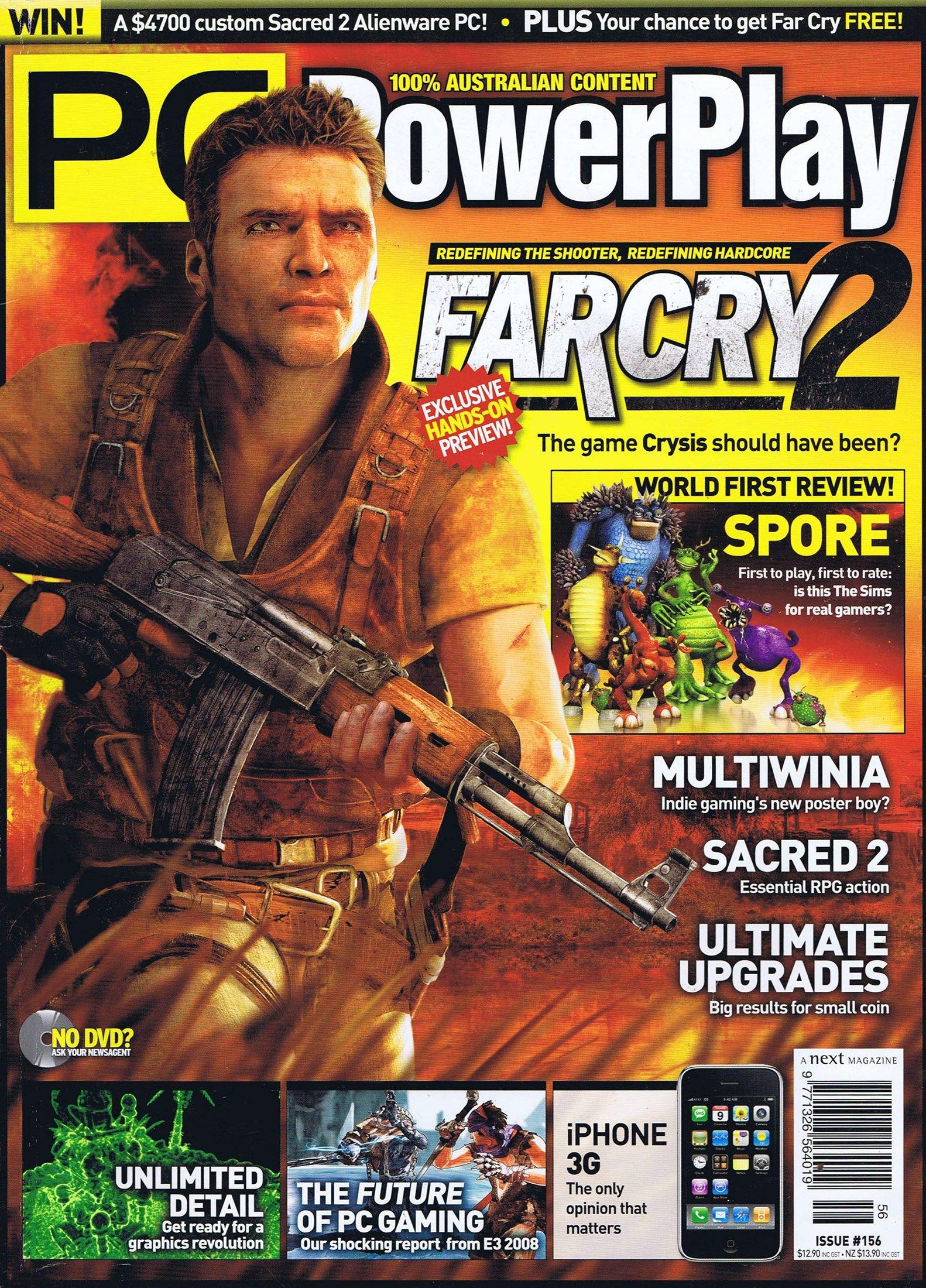 PC PowerPlay 156 (October 2008)