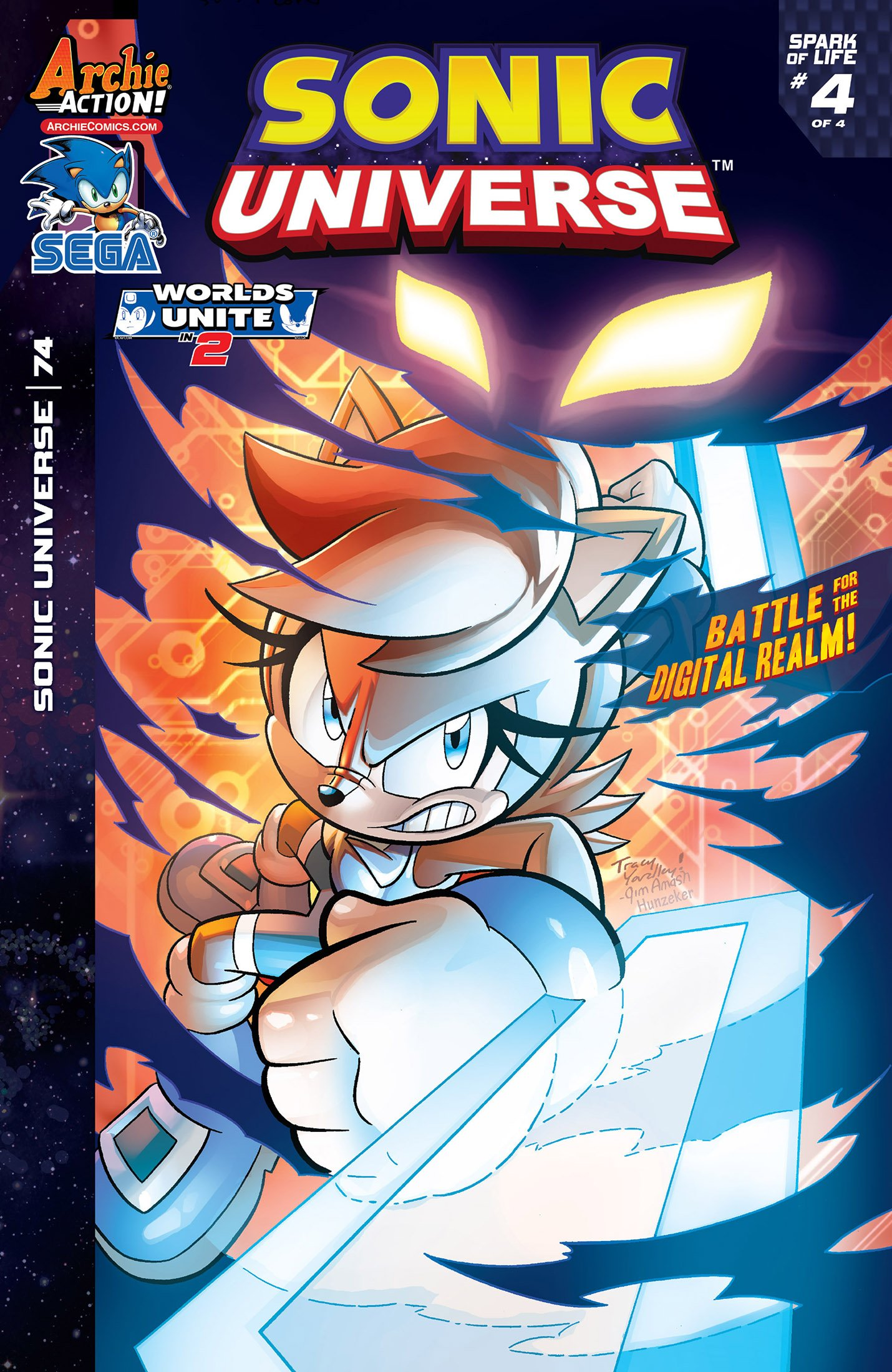 Sonic Universe 074 (May 2015)