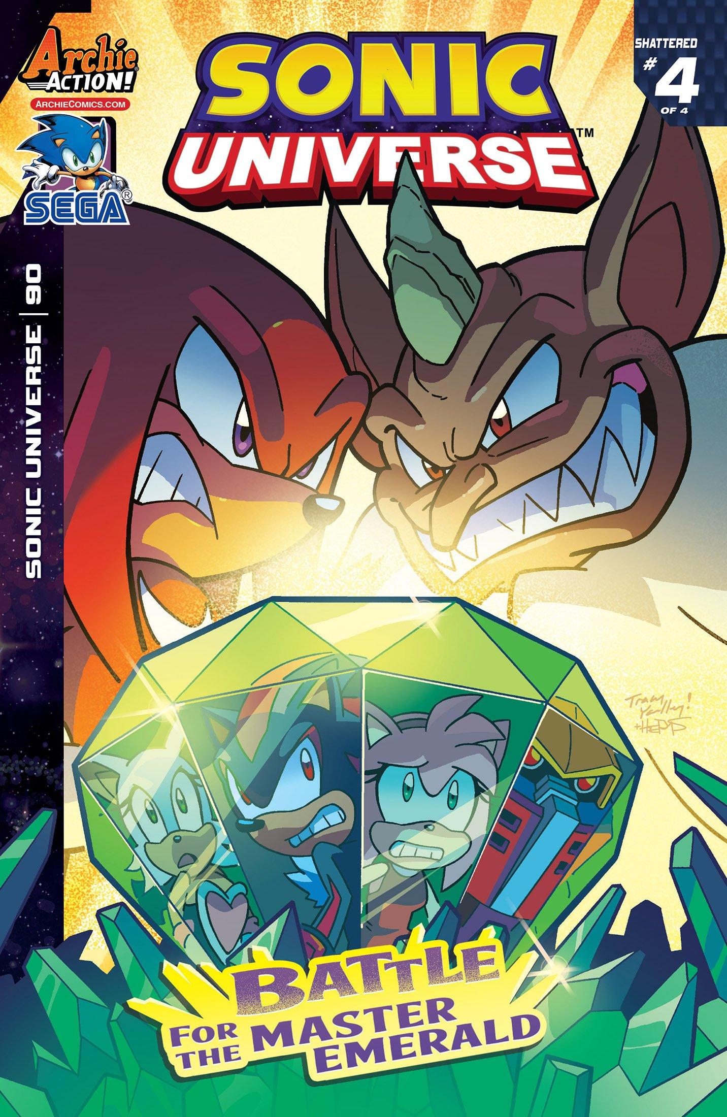 Sonic Universe 090 (November 2016)
