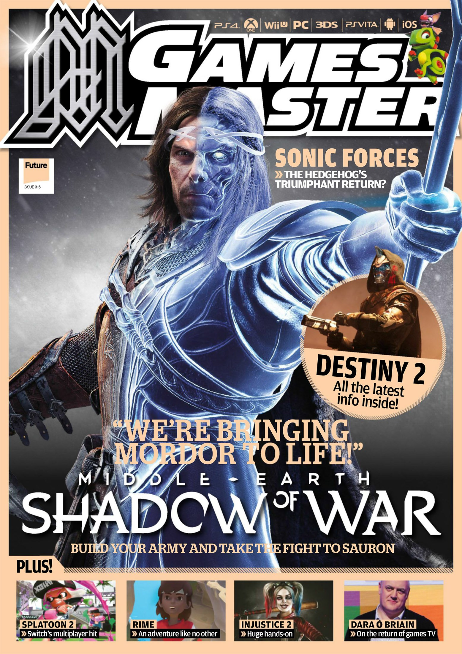 GamesMaster Issue 316 (May 2017)
