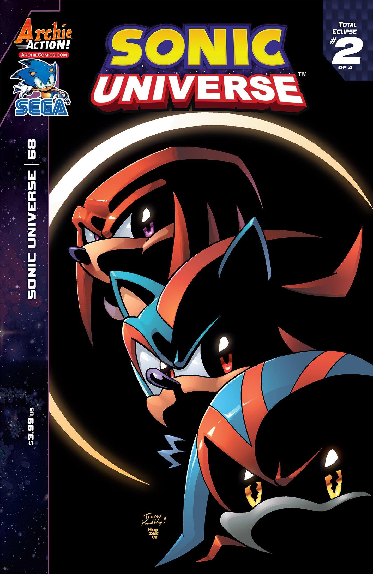 Sonic Universe 068 (November 2014)