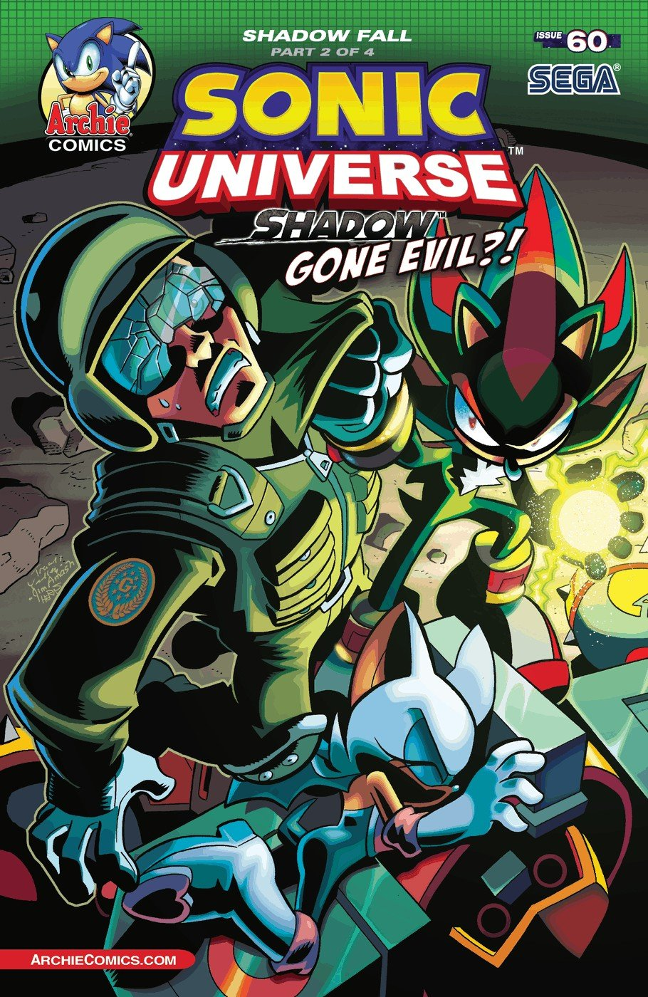 Sonic Universe 060 (March 2014)