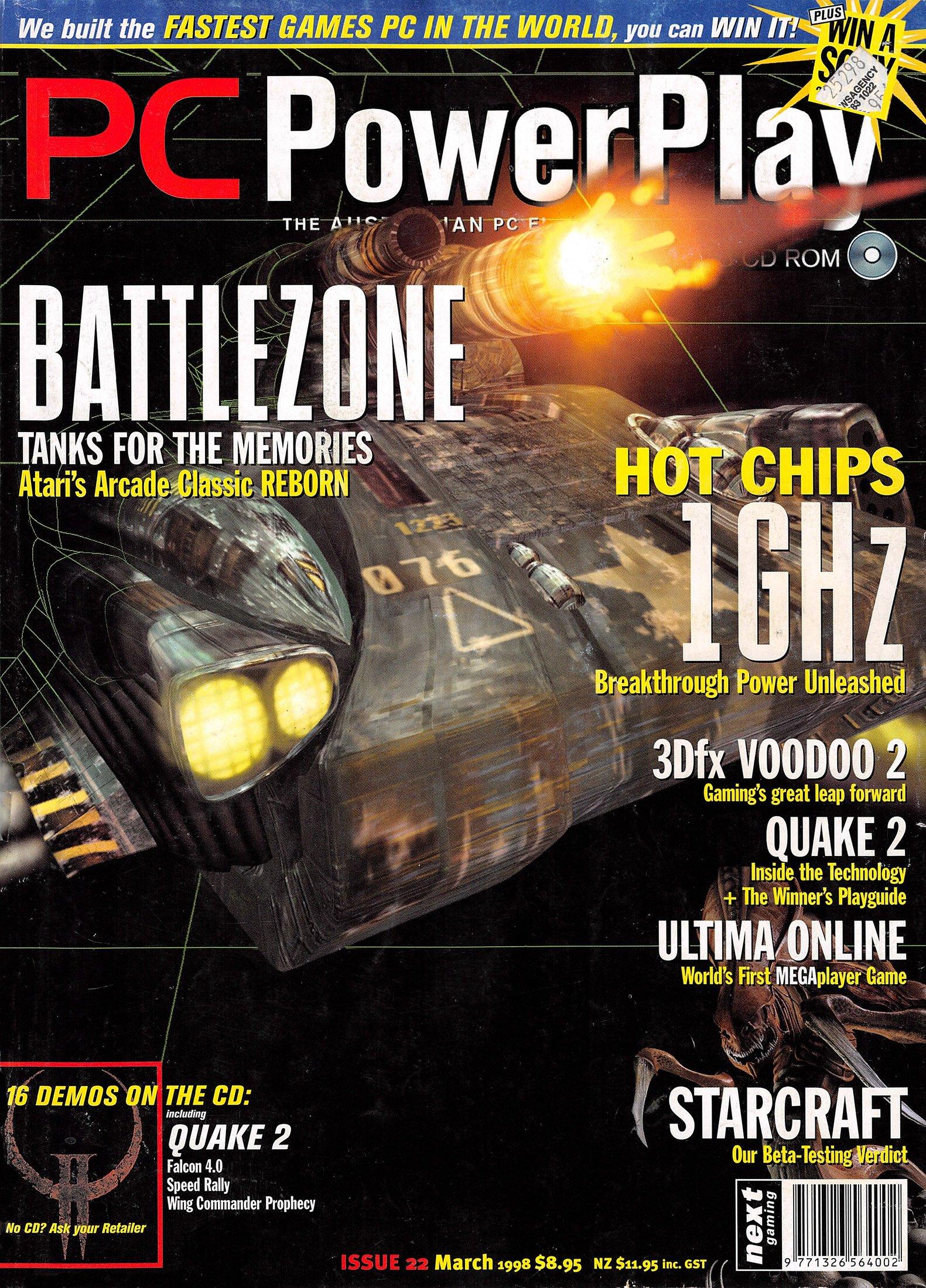 PC PowerPlay 022 (March 1998)