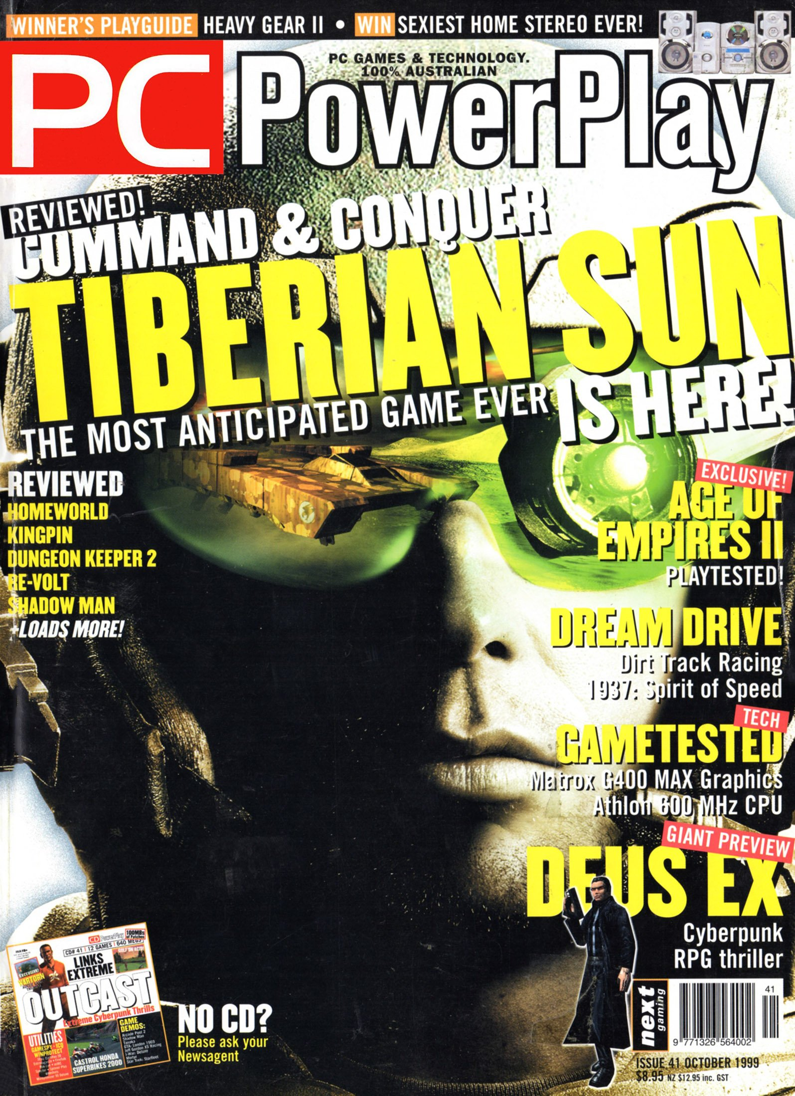 PC PowerPlay 041 (October 1999)