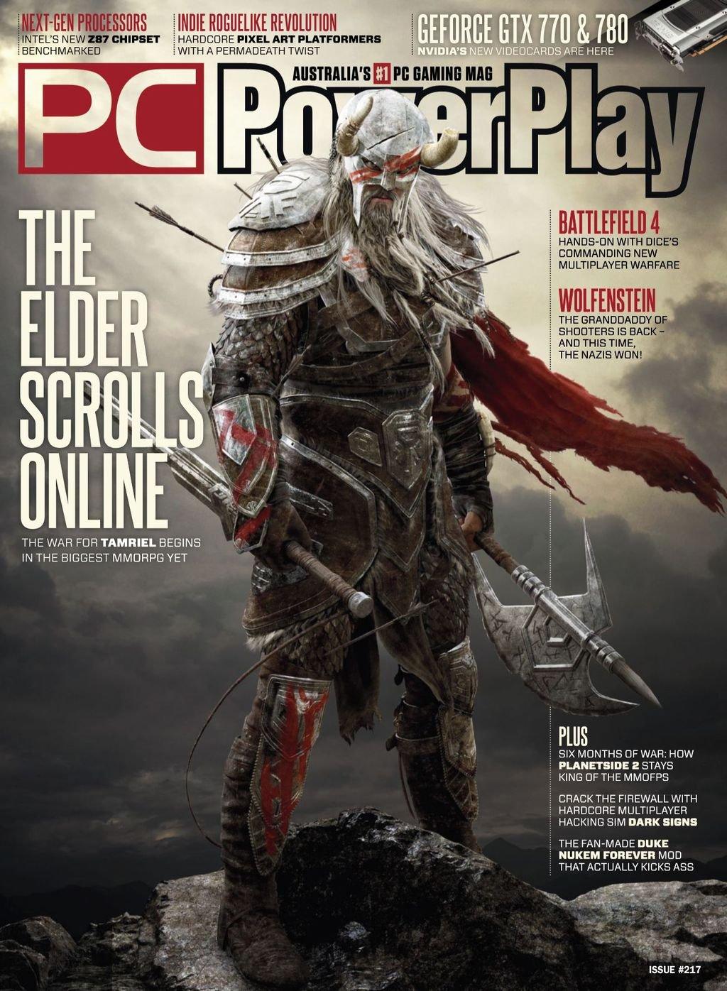 PC Powerplay 217 (July 2013)