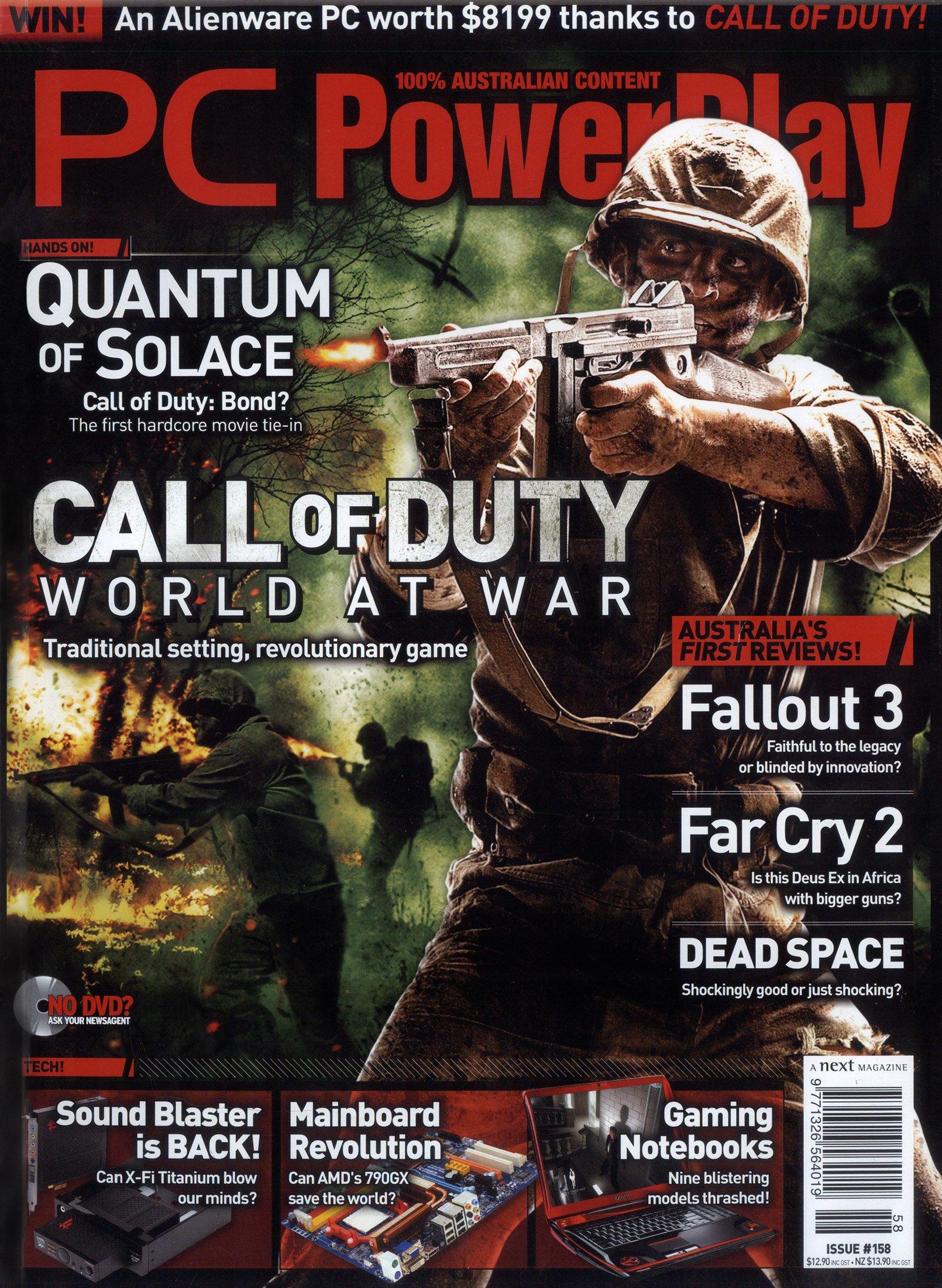 PC PowerPlay 158 (December 2008)