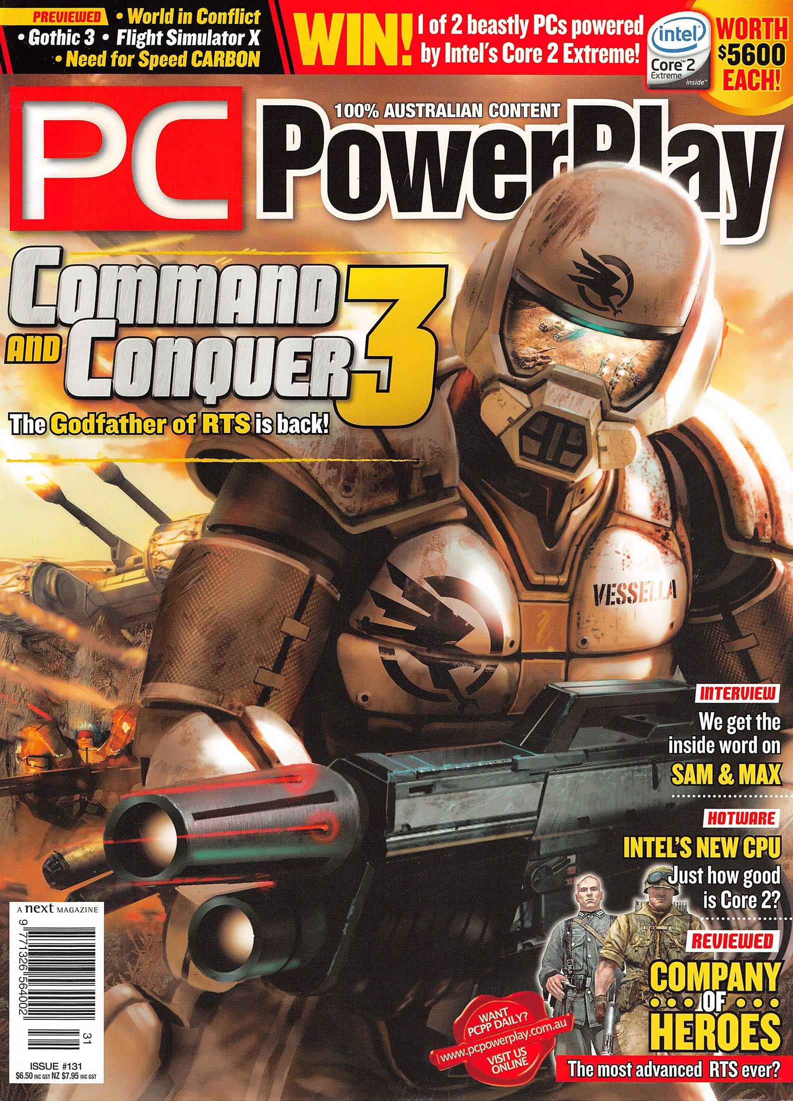 PC PowerPlay 131 (November 2006)