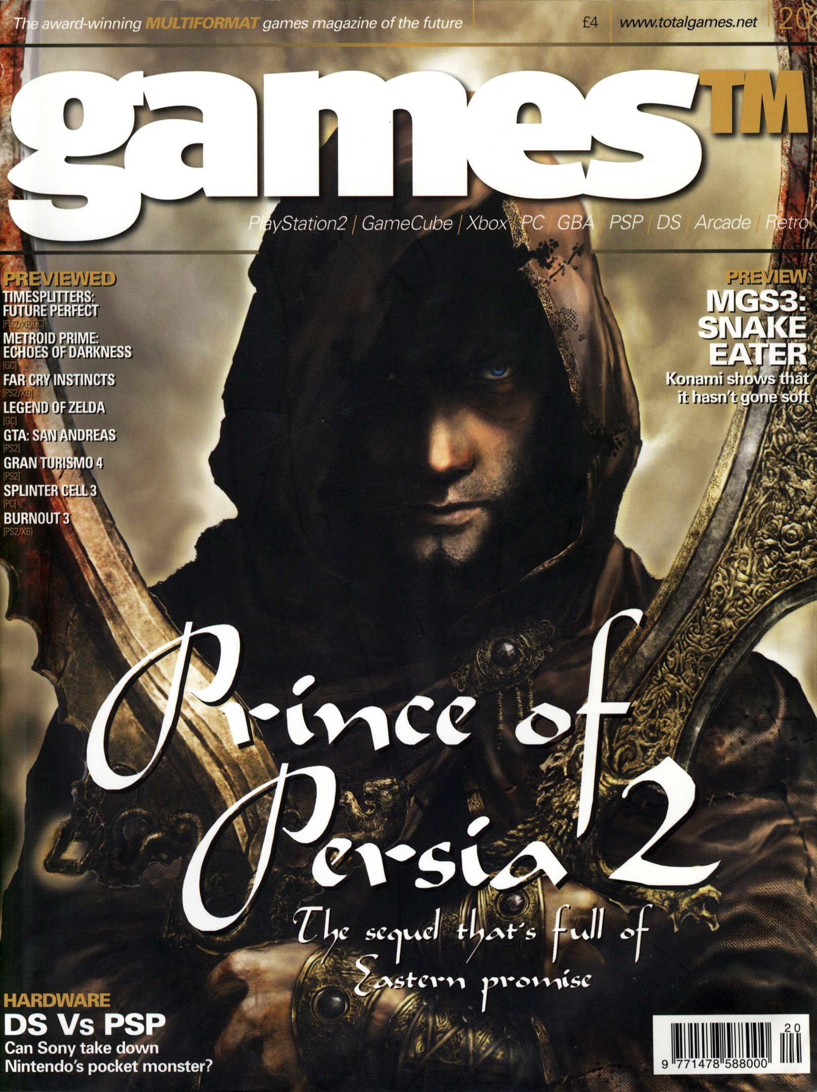 Games TM Issue 020 (June 2004)