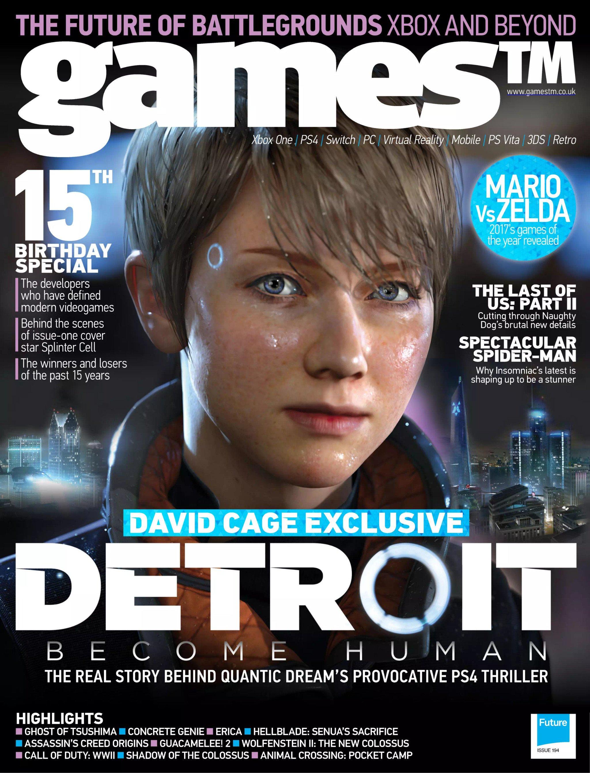 Games TM Issue 194 (December 2017)