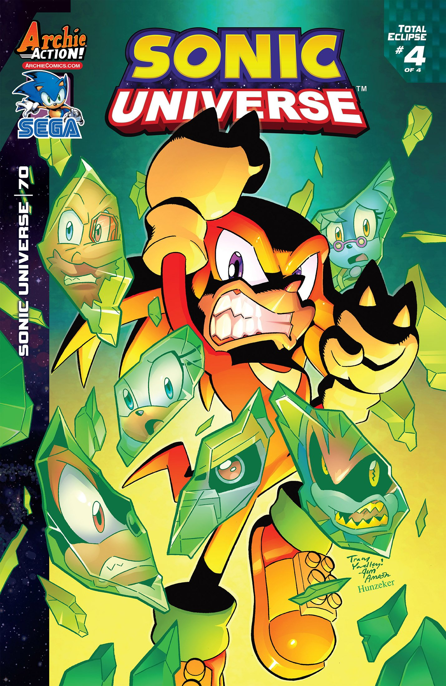Sonic Universe 070 (January 2015)