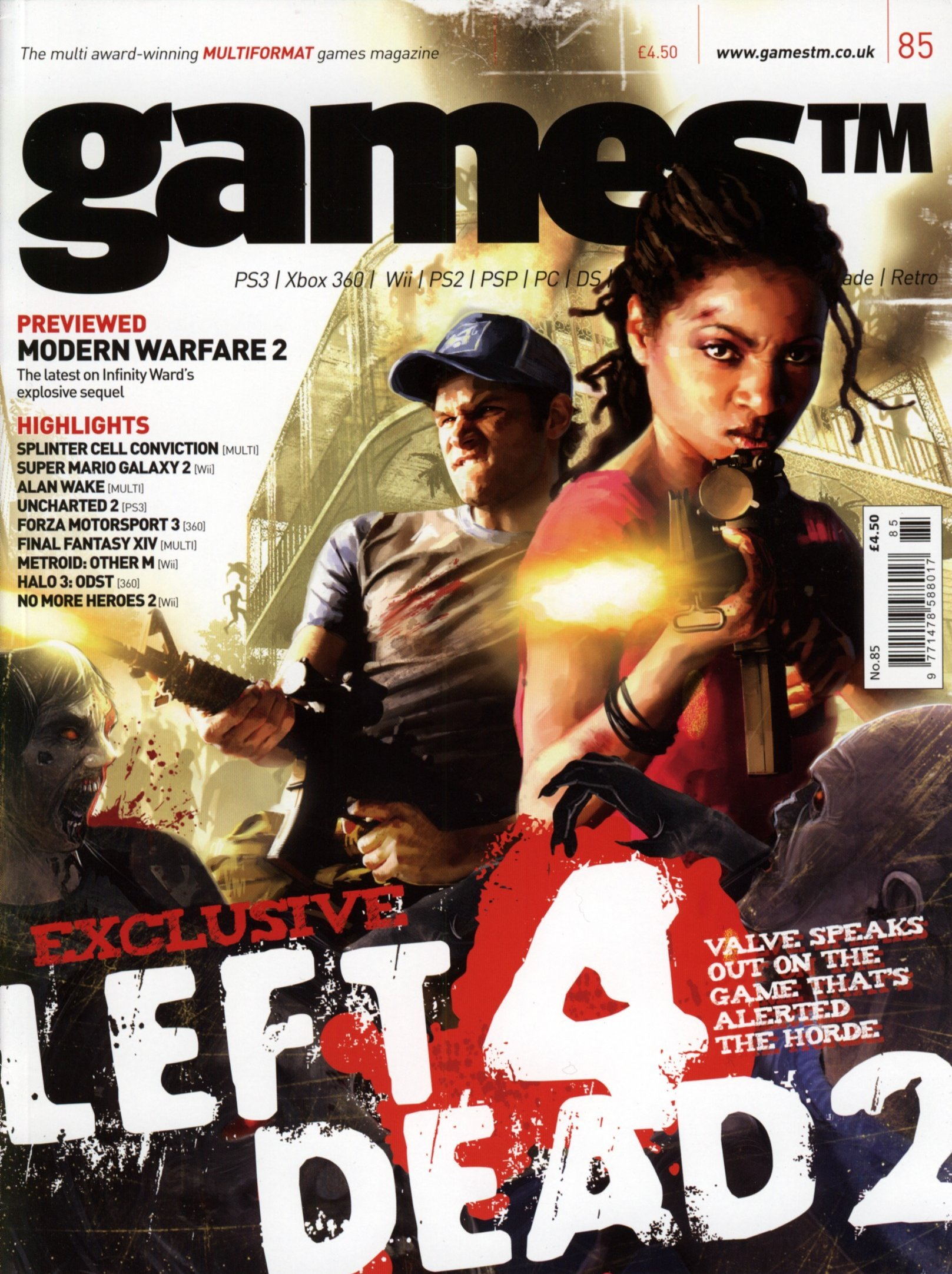 Games TM Issue 085 (July 2009)