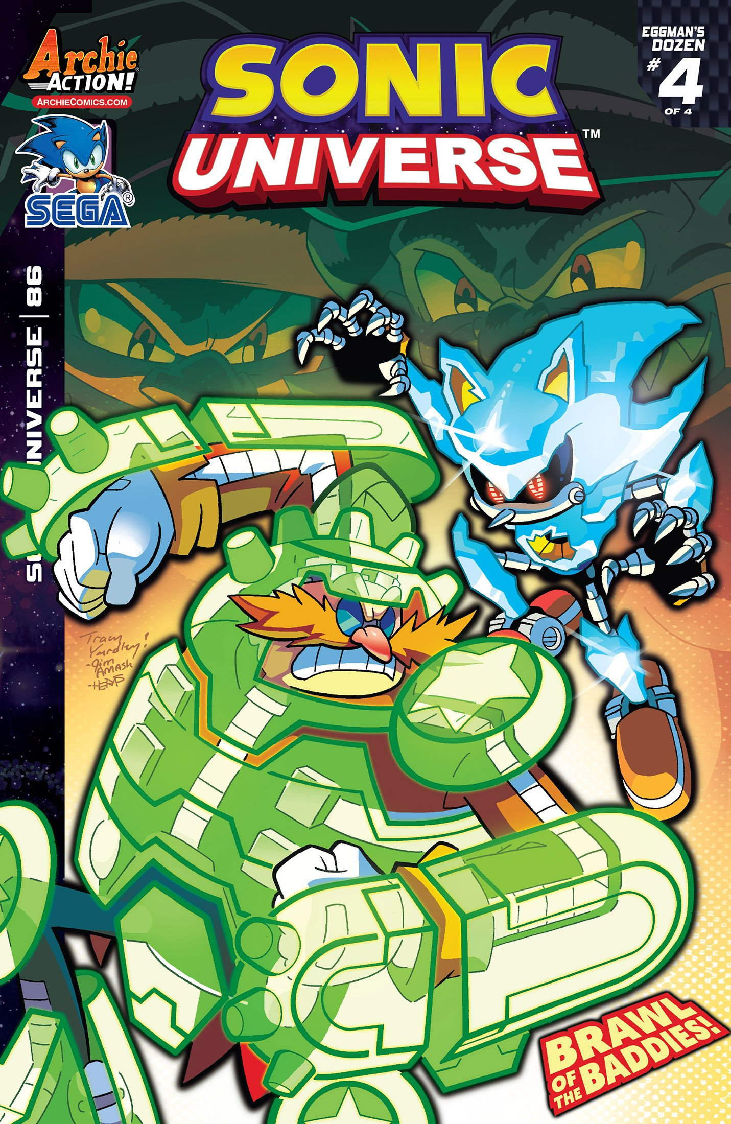Sonic Universe 086 (August 2016)