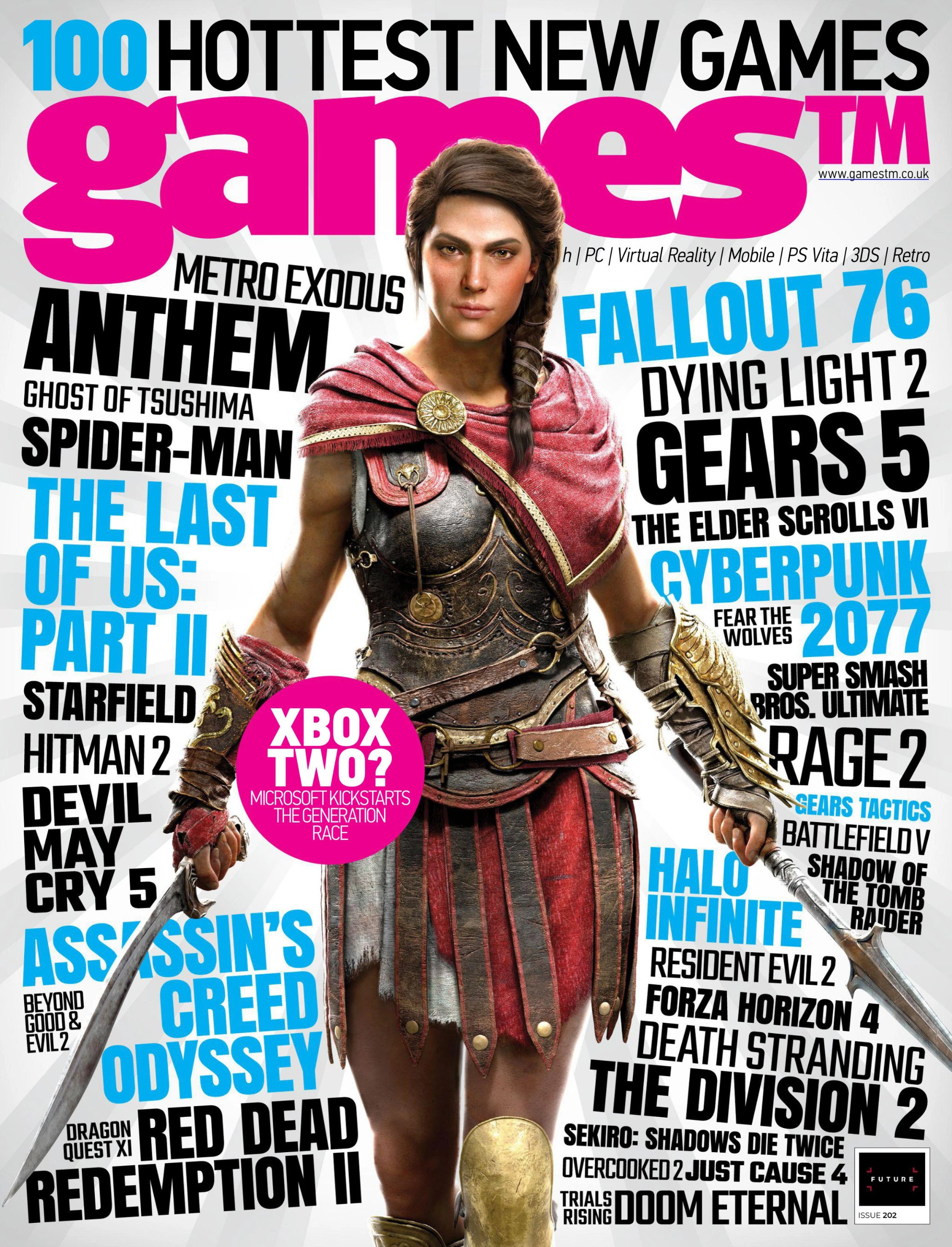 Games TM Issue 202 (July 2018)