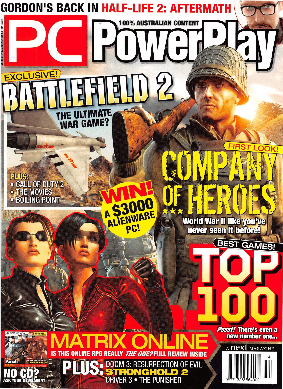PC PowerPlay 114 (July 2005)