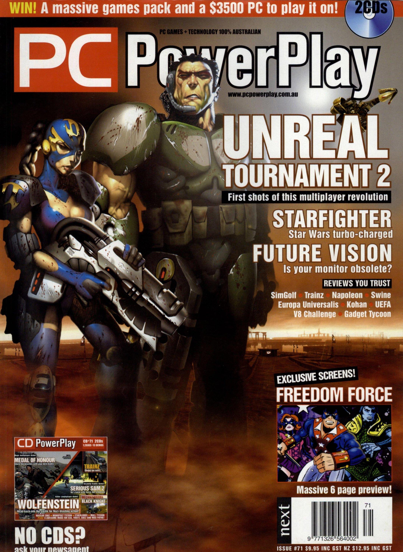 PC PowerPlay 071 (March 2002)