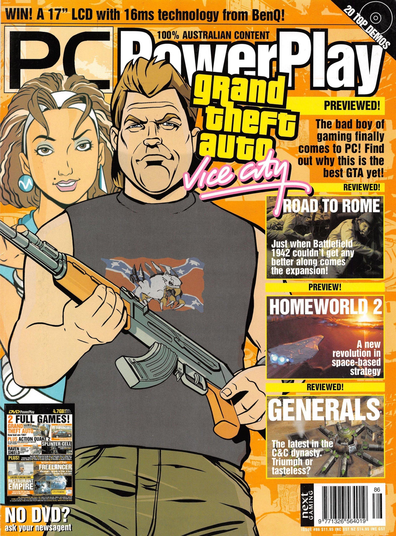 PC PowerPlay 086 (May 2003)