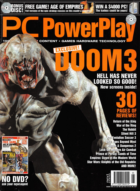PC PowerPlay 095 (January 2004)