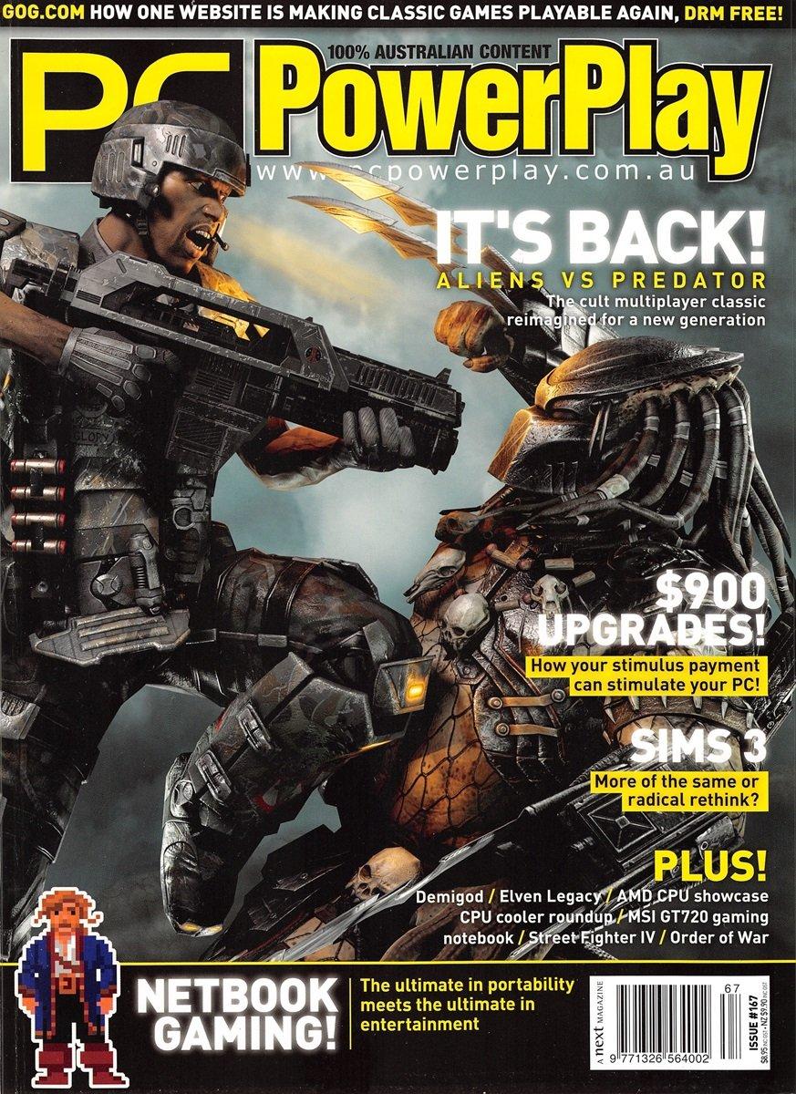PC PowerPlay 167 (August 2009)