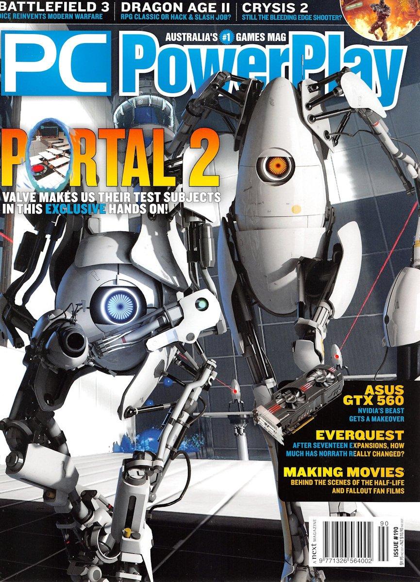 PC PowerPlay 190 (May 2011)