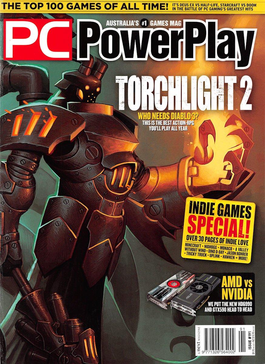 PC PowerPlay 191 (June 2011)