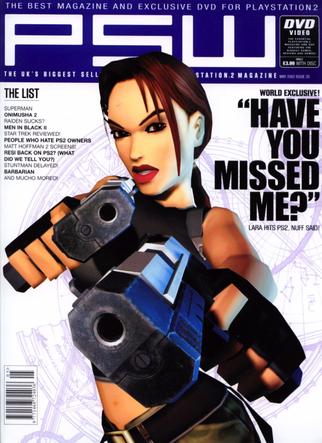 PSW Issue 28 (May 2002)