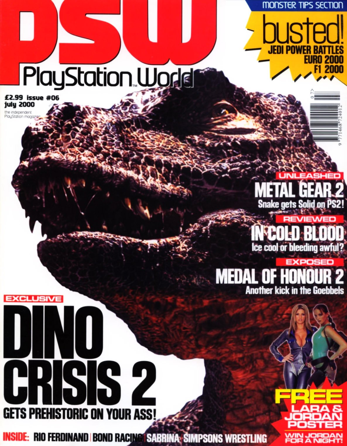 PSW Issue 06 (July 2000)