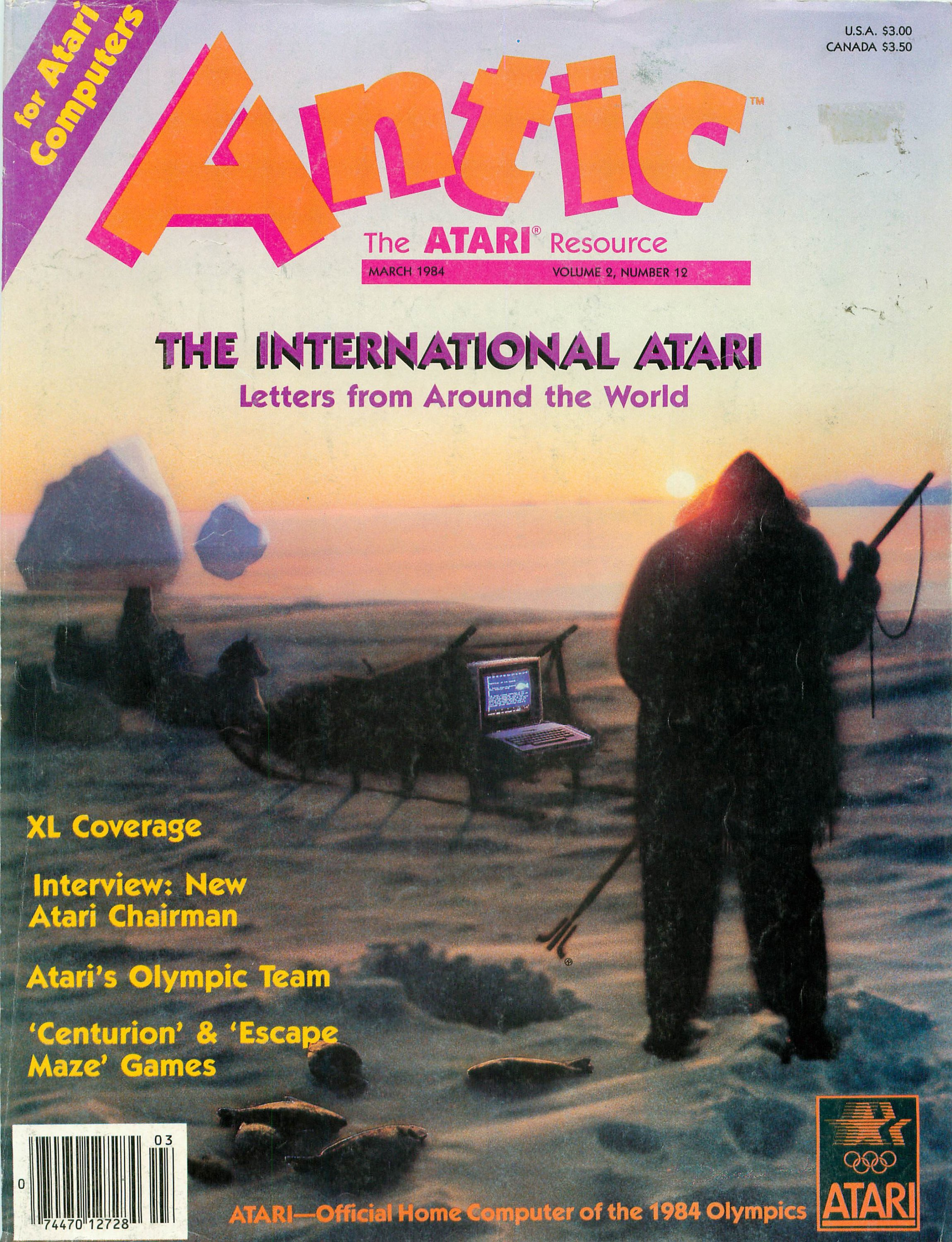 Antic Issue 018 March 1984