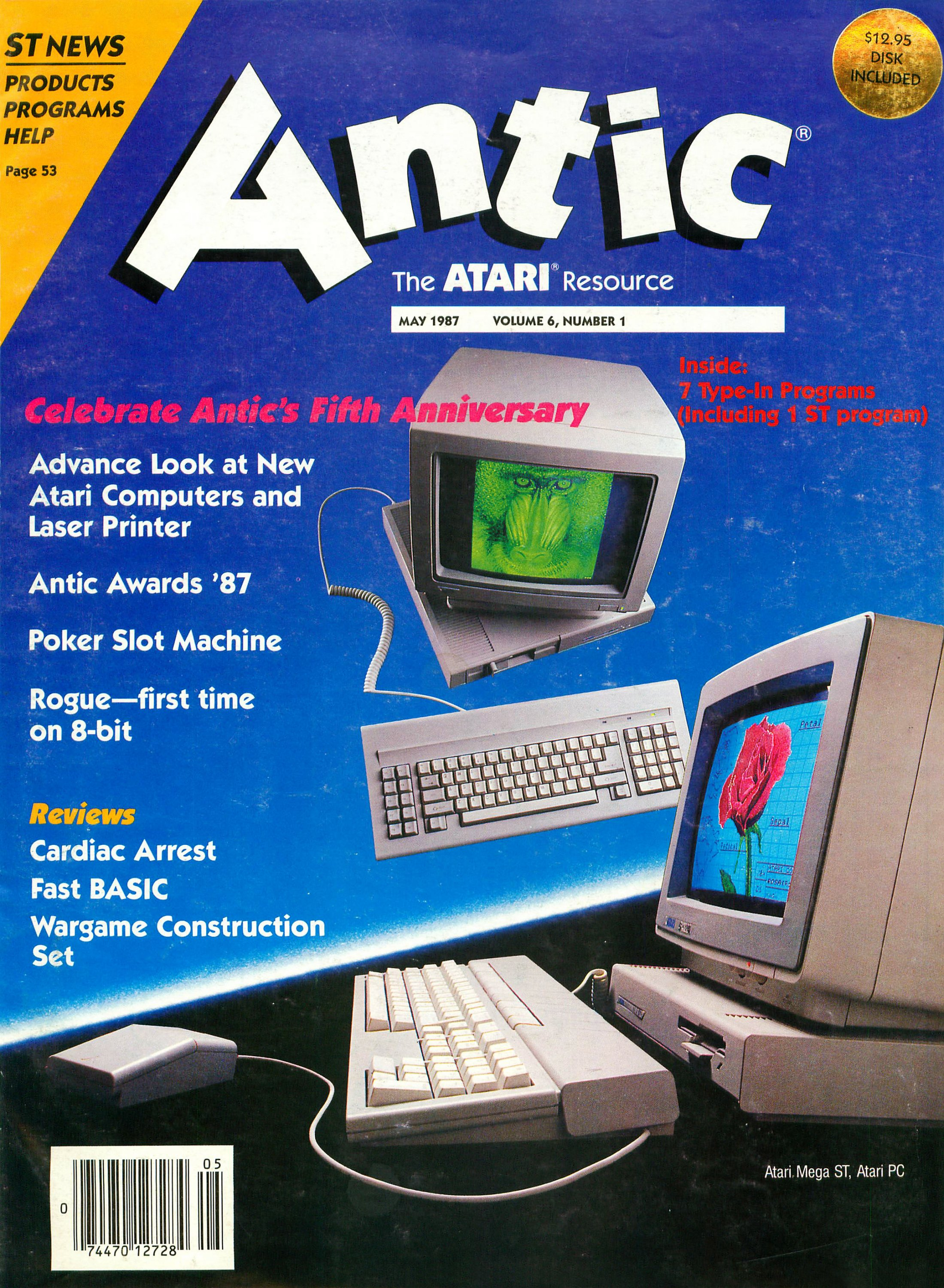 Antic Issue 055 May 1987
