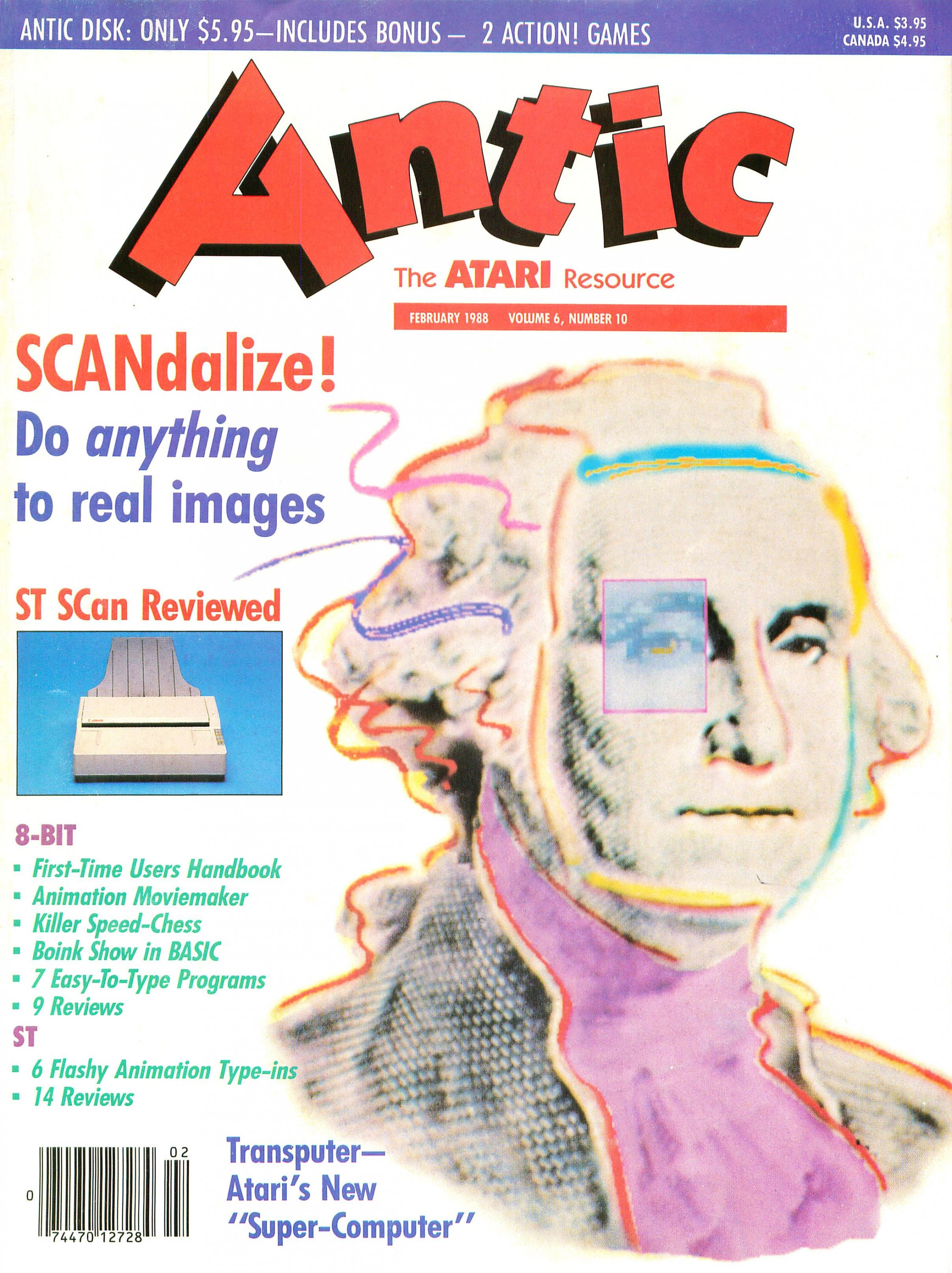 Antic Issue 064 February 1988