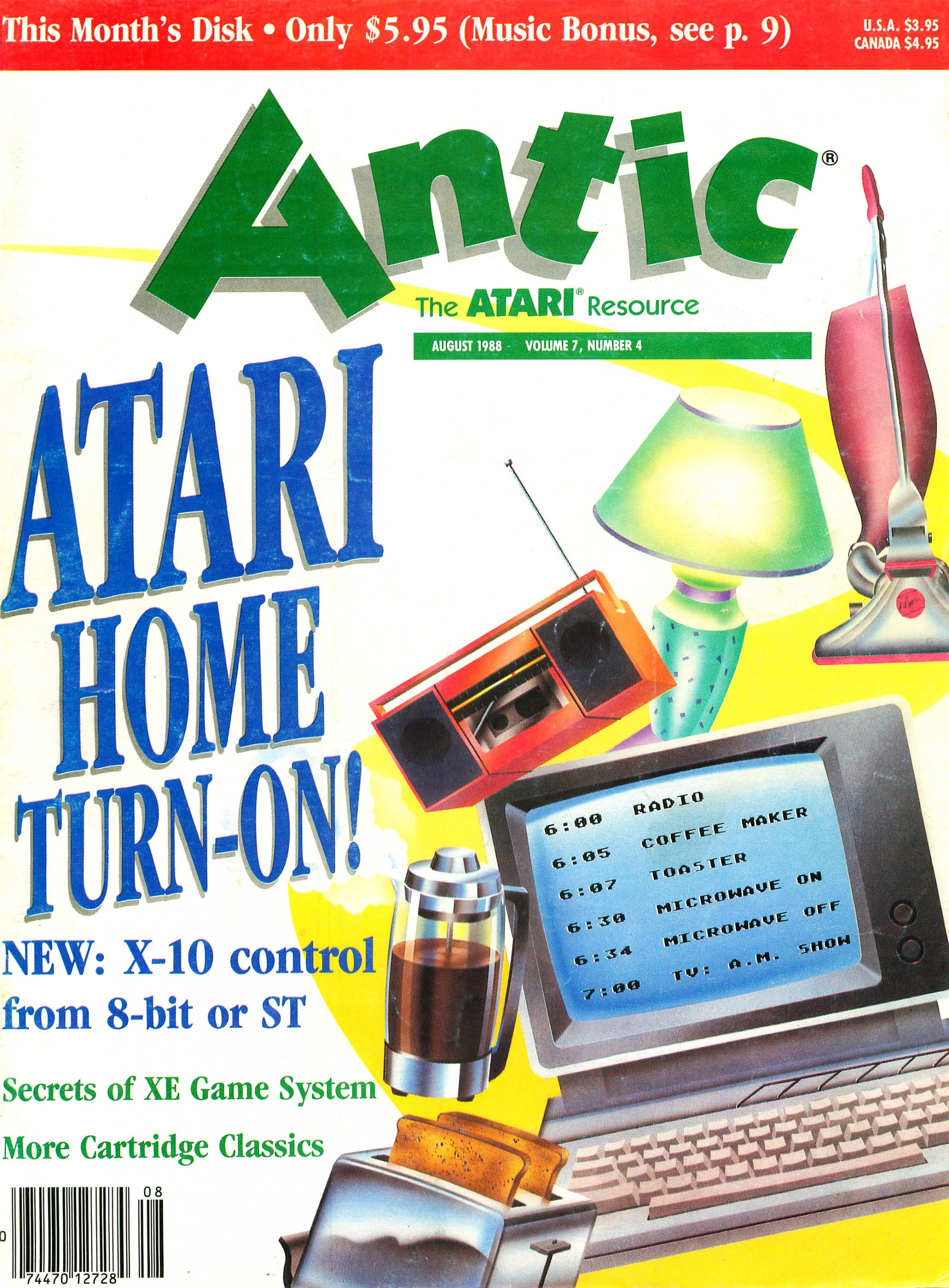 Antic Issue 070 August 1988