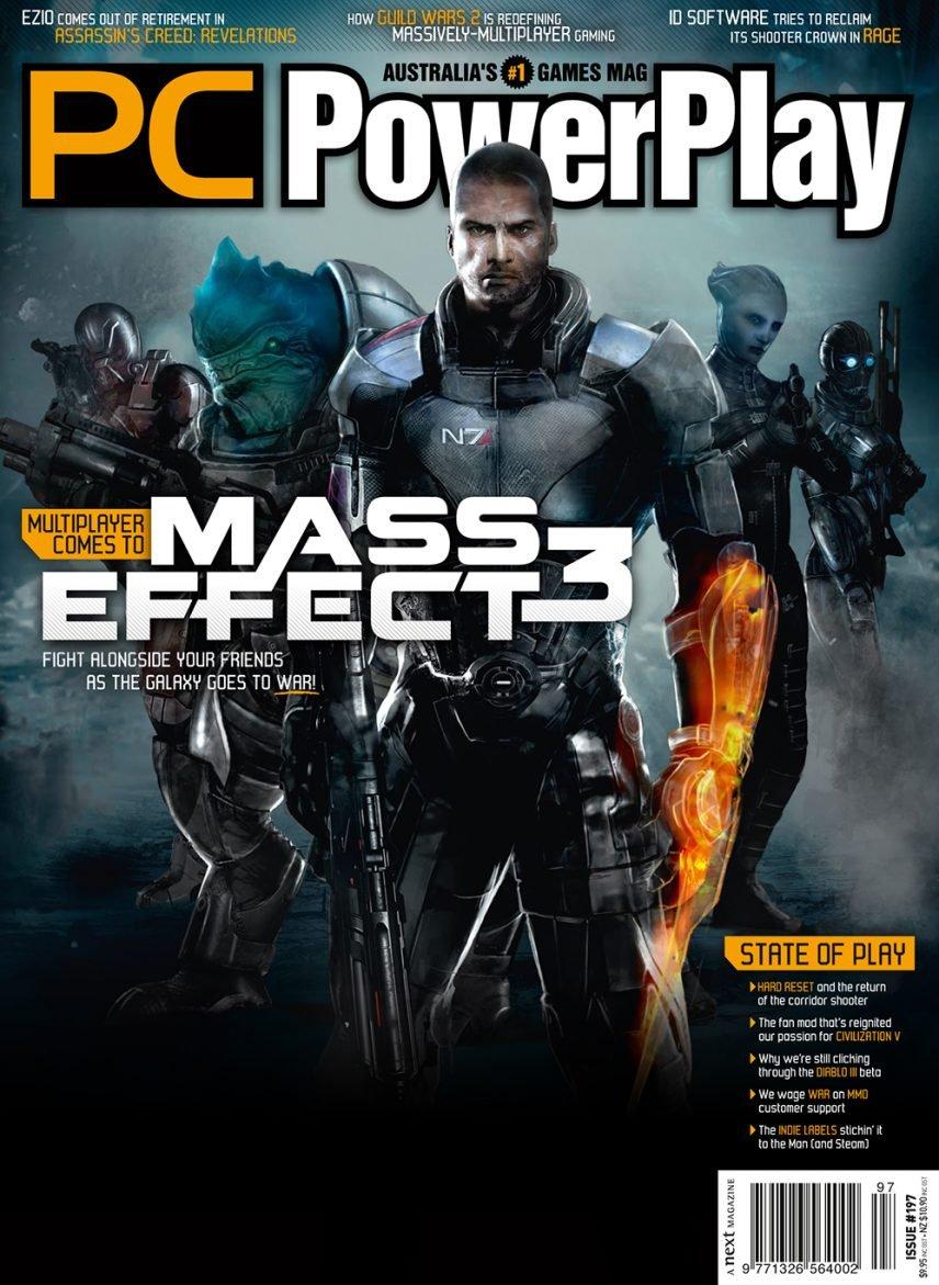 PC PowerPlay 197 (December 2011)