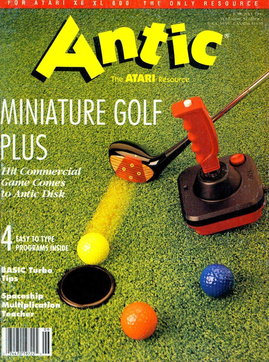 Antic Issue 088 June/July 1990