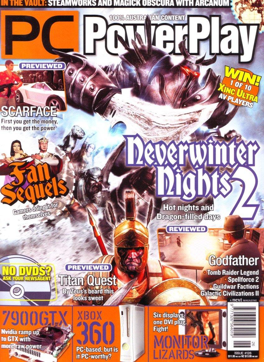PC PowerPlay 126 (June 2006)