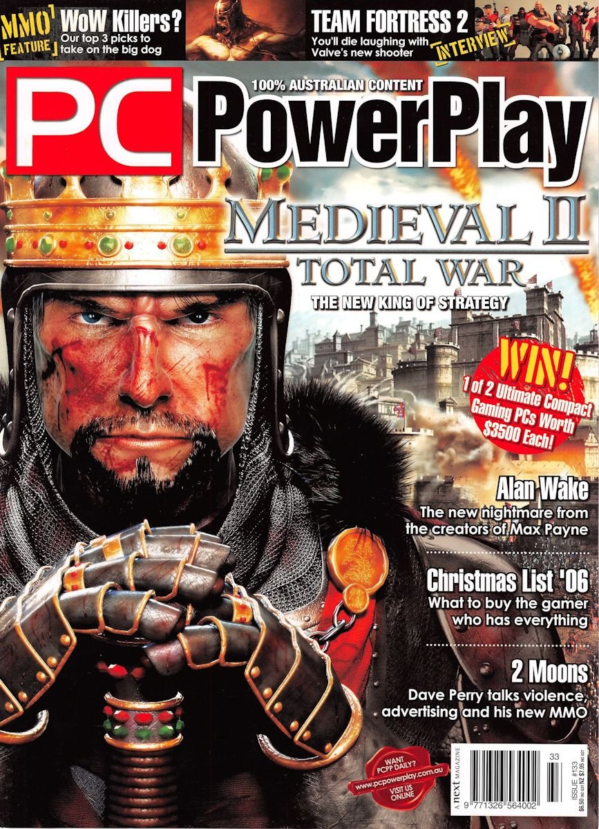 PC PowerPlay 133 (Christmas 2006)