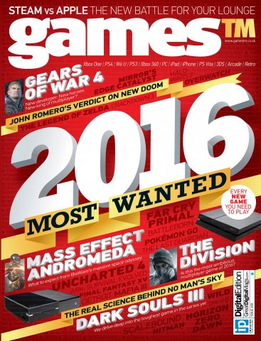 Games TM Issue 169 (Christmas 2015)