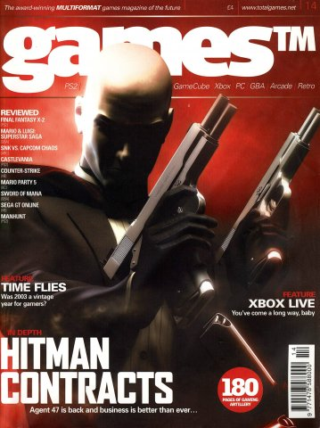 Games TM Issue 014 (Christmas 2013)