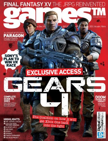Games TM Issue 173 (April 2016)
