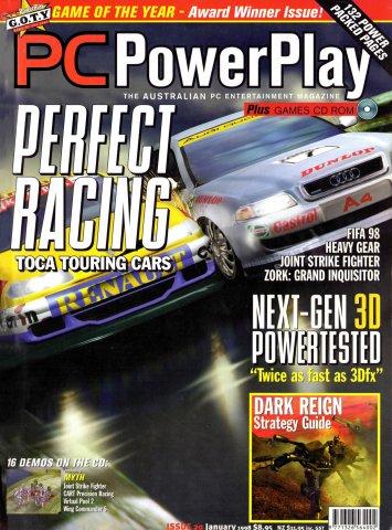 PC PowerPlay 020 (January 1998)