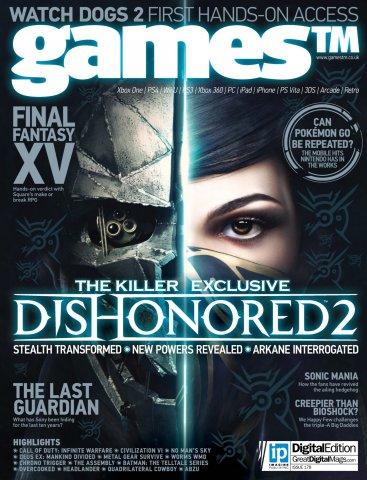 Games TM Issue 178 (September 2016)